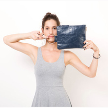 2016 Famous Brand Women Leather Handbags Fashion Ladies Bag Day font b Clutch b font High