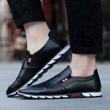 JAYCOSIN Мужские модельные туфли удобные модные мужские кожаные туфли в британском стиле деловые туфли-оксфорды в британском стиле 3 мая