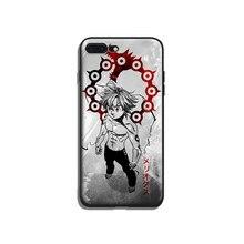Meliodas Tpu Soft Silicone Phone Case