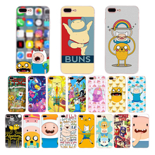 Adventure time cute Beemo BMO Jake Finn Lumpy cover mobile phone Case for iPhone 7 8 6 6S Plus Coque X XS MAX XR 5s 5 SE shell цены
