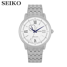 лучшая цена SEIKO Watch Presage Men'S Strap Business Waterproof Automatic Mechanical Watch SSA039J1