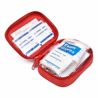 Free Shipping Wholesale Portable First Aid Package For Dogs Cats Puppy Animals Travel Special Including 7