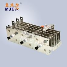 DS500A трехфазный диодный сварочный мостовой выпрямитель 300*180*98*6P DS 500A