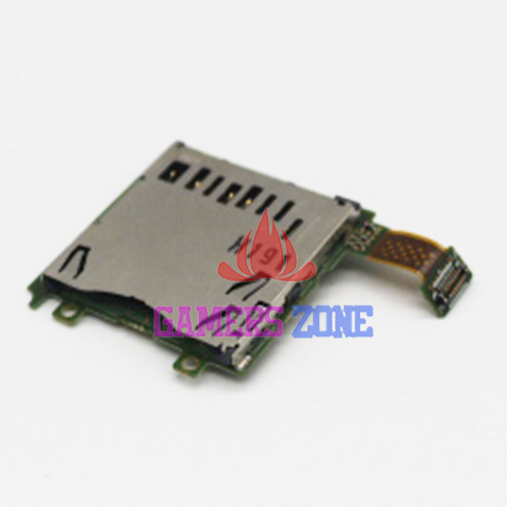 For Nintendo 3DS SD Card Slot Replacement Parts used ...