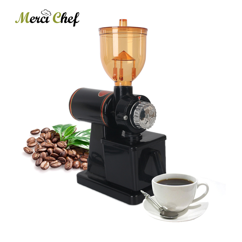ITOP Merci Chef Electric Coffee Grinder 220V/110V Coffee Milling Grinder Household Coffee Grinder Machine Coffe Maker 2018 New