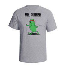 Mr Runner Mens T-Shirt Christmas Fathers Day Gift Birthday Athletics free shipping