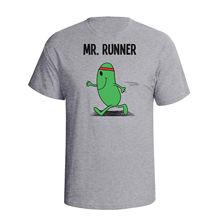 Mr Runner Mens T-Shirt Christmas Fathers Day Gift Birthday Athletics free shipping все цены