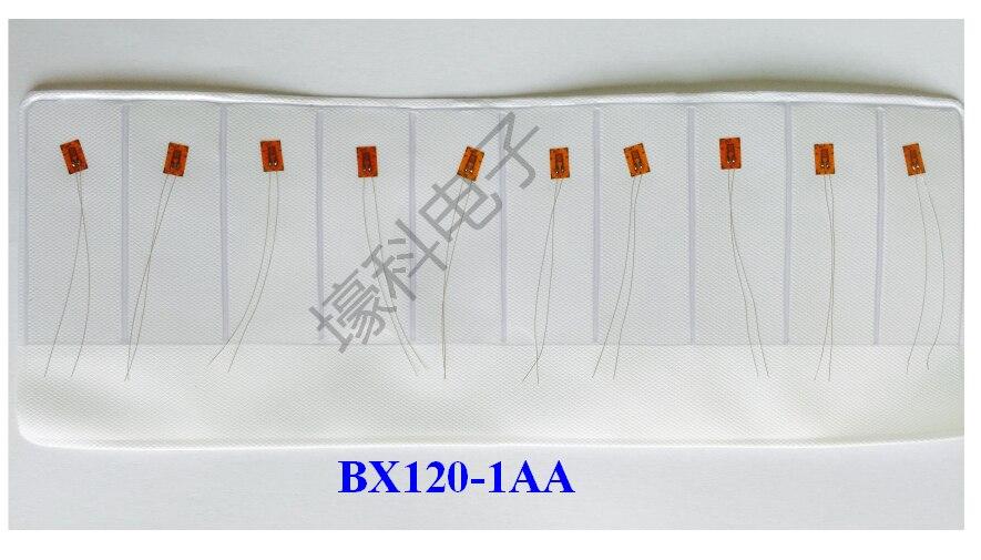 10 фольги сопротивление тензодатчик/нормальный температура тензодатчик BX120-1AA