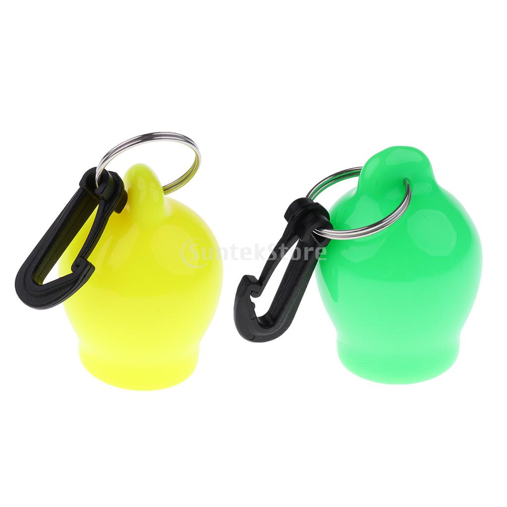 2Pcs Scuba Dive Regulator Octopus Holder Retainer Snorkel Skum-Ball Mouthpiece Cover wit ...
