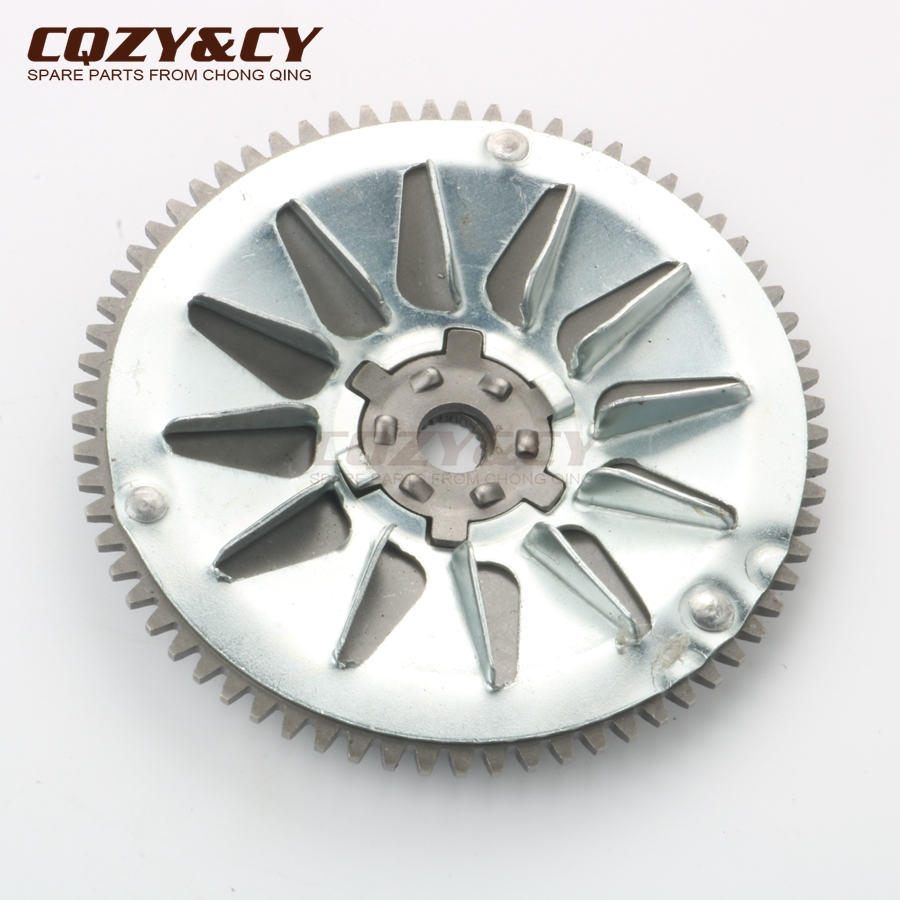 High Quality Front Pulley From For Peugeot Speedfight 100 Elyseo Looxor Sv L Vivacity 100cc 100320300 732801