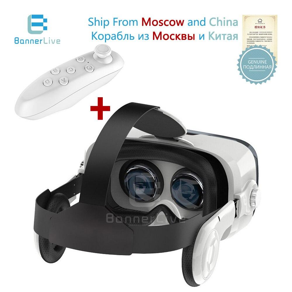 "Original BOBOVR Z4 3D <font><b>Glasses</b></font> <font><b>VR</b></font> <font><b>Box</b></font> <font><b>Glasses</b></font> <font><b>Bluetooth</b></font> Controller Immersive <font><b>Virtual</b></font> <font><b>Reality</b></font> Google Cardboard for 4~6"" SmartPhone"