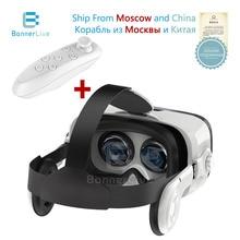 """Original BOBOVR Z4 3D Gafas Caja Gafas de Realidad Virtual Inmersiva Controlador Bluetooth Google Cartón VR para 4 ~ 6 """"SmartPhone"""