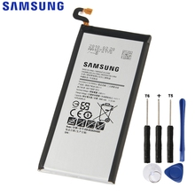 Original Samsung Battery For Galaxy S6 edge Plus G928P G9287 G928F G928V G9280 SM-G9280 S6edge+ Genuine EB-BG928ABE 3000mAh original samsung high quality eb bg928abe battery for samsung galaxy s6 edgeplus sm g9280 g928p g928f g9287 g928v g9280 3000mah