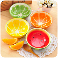 Fruit ceramic rice bowl soup bowl japanese style bowl Ceramic bowl