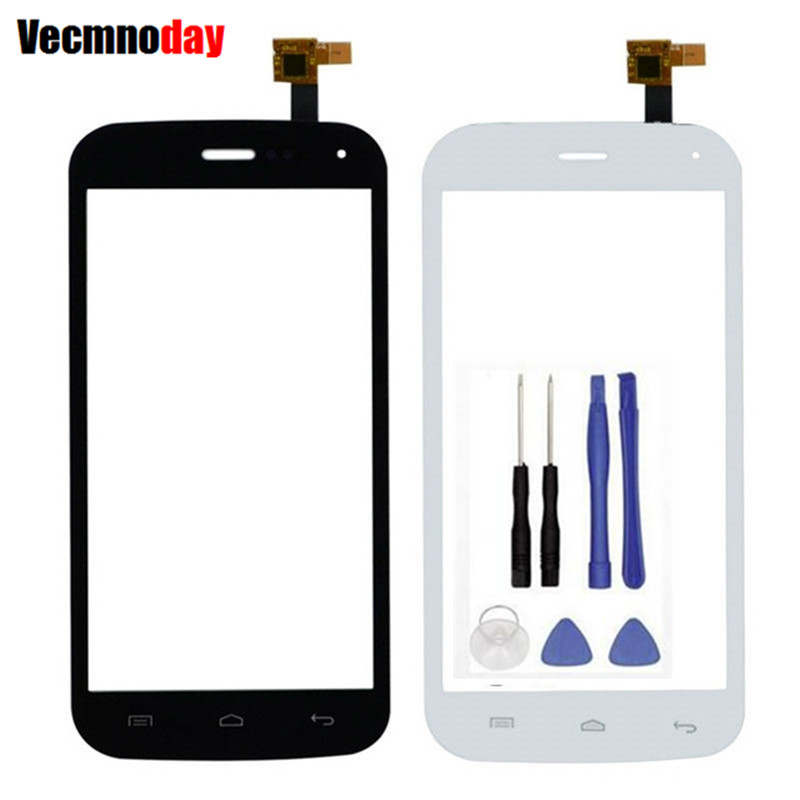 Vecmnoday 5.0 дюймов в наличии первоначально для Wiko Барри Сенсорный экран сенсорный Панель для Wiko Барри смартфон + Инструменты + трек номер