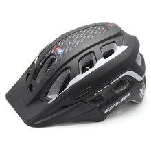 GUB Downhill Bike Helmet XC Trail Enduro Bicycle Helmet Shaped Multi Density EPS Foam Ultralight Trail Riding Helmet
