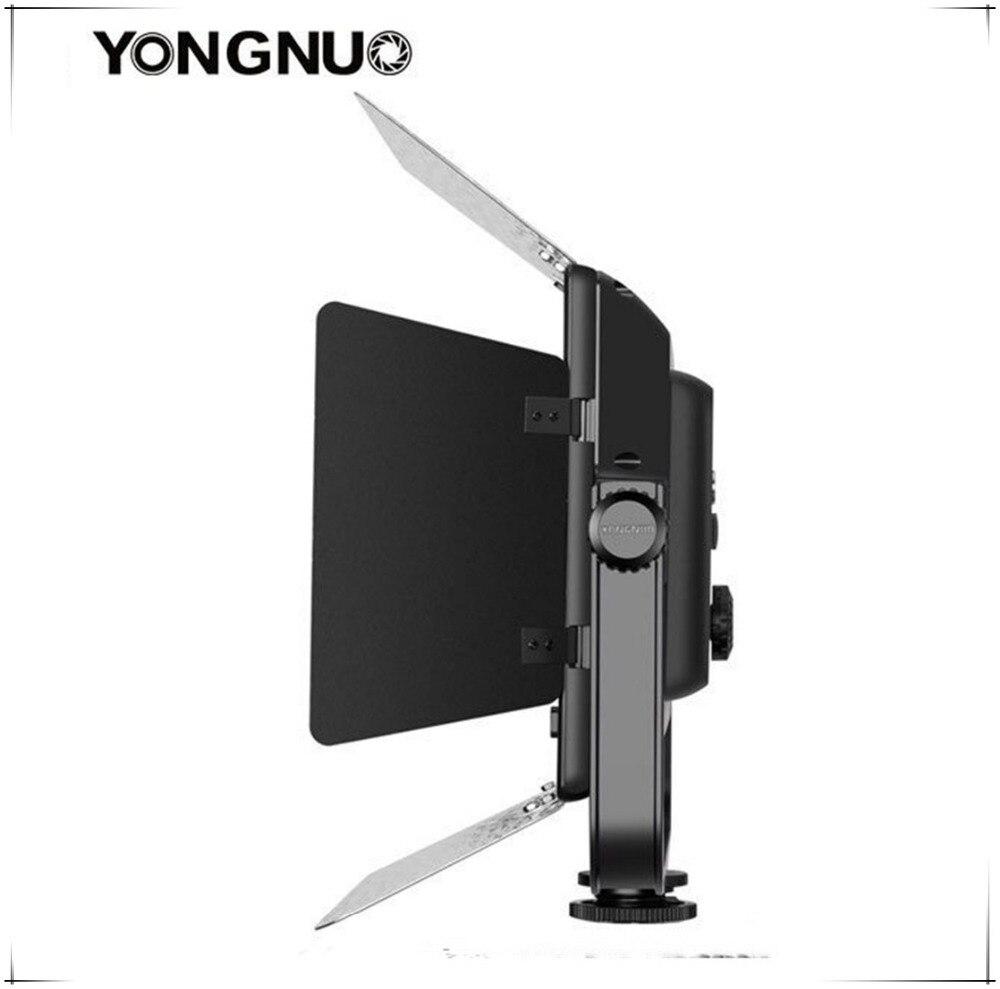 YONGNUO YN320 LED lumière vidéo Studio Photo panneau LED lumière vidéo avec support de support haute luminosité pour appareil Photo reflex numérique Canon Nikon
