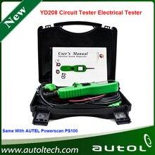AUTEK YD208 Power Scan Electric Circuit Scan Tester For Electrical System Diagnostics Cars AUTEK Powerscan Tool