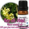 De 100% de água óleos essenciais solúveis laurel óleo 10 ml de óleo baía de banho