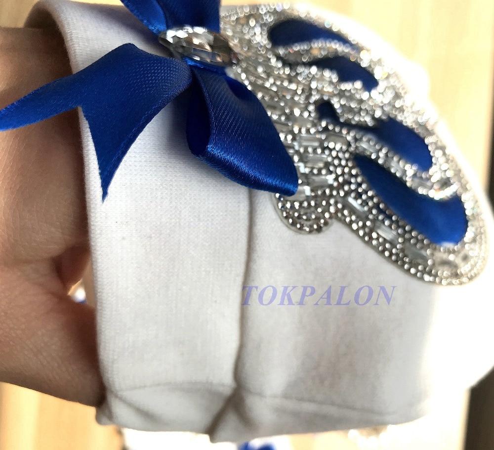 0 3 Months Baby Hat White Color Rhinestone Crown Shape Newborn Children Cap Bow knot Baby