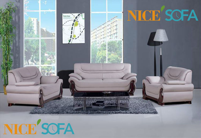 Nice Sofa Set Pic Lounge Leather 3 2 1 Seat A602 In Living Room Sofas From