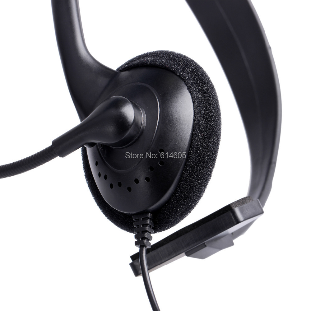 Wired Headset Headphone Earphone Microphone for Sony PlayStation 4 ...