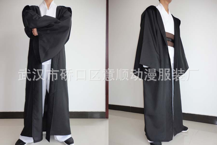 Star War Jedi Knight Cosplay Costumes Halloween Christmas Costume Disfraces Adulto Cloak Galactic Empires Deguisement 1PCE Cloak
