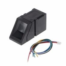 Parmak izi sensörü okuyucu R307 parmak izi okuyucu profesyonel optik sensör modülü saat seyirci tarayıcı Dropship