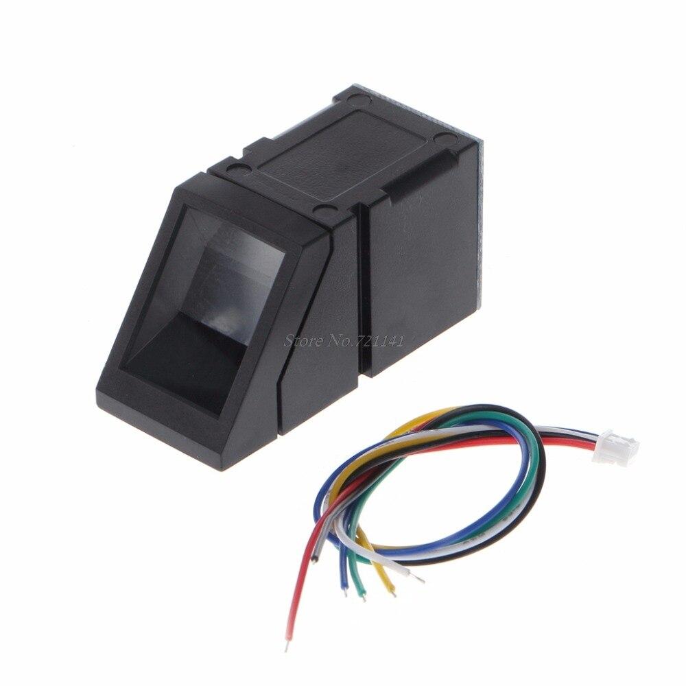 Считыватель отпечатков пальцев R307 считыватель отпечатков пальцев профессиональный оптический сенсор Модуль сканер посещаемости времени-in Электронные знаки from Электронные компоненты и принадлежности on AliExpress