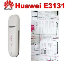 Лот 1000 шт. Новый Разблокирована HUAWEI e3131 3G WI-FI USB DONGLE 21.1MPS HSPA + широкополосный модем