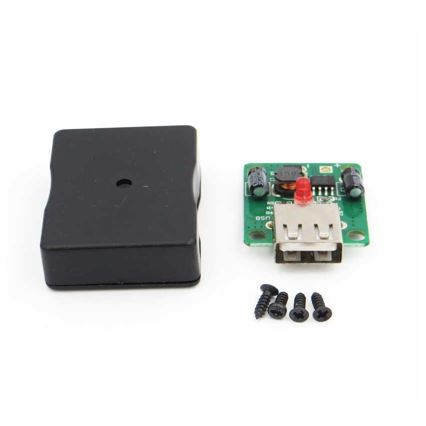 5V 2A USB 銀行電源モジュール太陽電池パネルの電圧充電コントローラ LED インジケータ充電器レギュレータ
