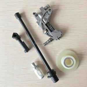Image 2 - Olie Pomp Filter Pijp Slang Lijn worm Kit Voor Chinese 45CC 52CC 58CC 4500 5200 5800 Kettingzaag Onderdelen