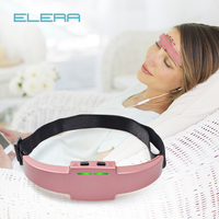 ELERA Electric Head Massager Home care Sleep Monitor Soothe Migraine and Anxiety Insomnia Release Stress Scalp Relax Massager