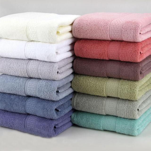 Bath towel 140*70 cm 100% algodón recién nacido del bebé swaddles mantas de casa mantener abrigos niños niñas infantil kids absorbente bath towel