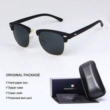 Bruno Dunn Sunglasses Men Women polarized Brand Design Sun Glasses Oculos mascul