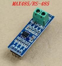 20 MAX485 модуль RS-485 TTL к RS485 MAX485CSA преобразователь модуль для Arduino Интегральные схемы продукты