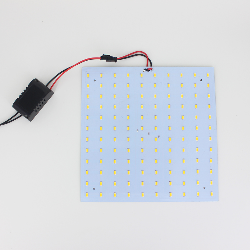 input 180-265V Square Quadrate  Chandelier 21W warm/cold SMD5730 LED Ceiling Light Bulb LED Panel Lamp 1195mm 145mm led panel light 21 8w dc24v input