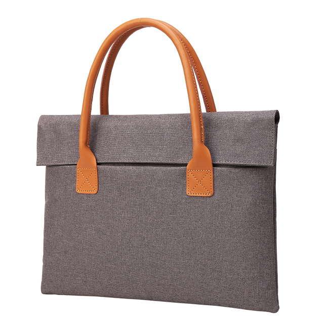 2017 fashion Laptop Bag for business 15.6 14 13 12 inch Case Notebook portable Messenger Bag Computer Sleeve for Macbook air