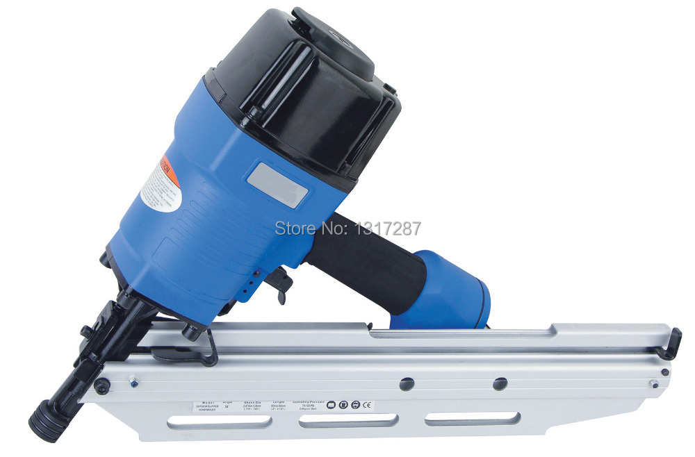 Clipped head framing air nailer CHF9034 pneumatic nailer-in Nail ...
