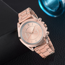 To Luxury Brand Stainless Steel Casual Q