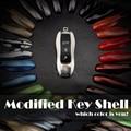 13 Цветов Fob Дистанционного Ключа Случае Крышка клавиатуры Изменены Ключ оболочки Ремонт Заменить для Porsche Boxster Cayman 911 Panamera Cayenne макан