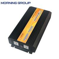 3000 W Pico 6000 W de Onda Sinusoidal Modificada Inversor de la Energía Solar Fuera de la Red DC 12 V 24 V a AC 110 V de 220 Voltios con 2 USB puerto