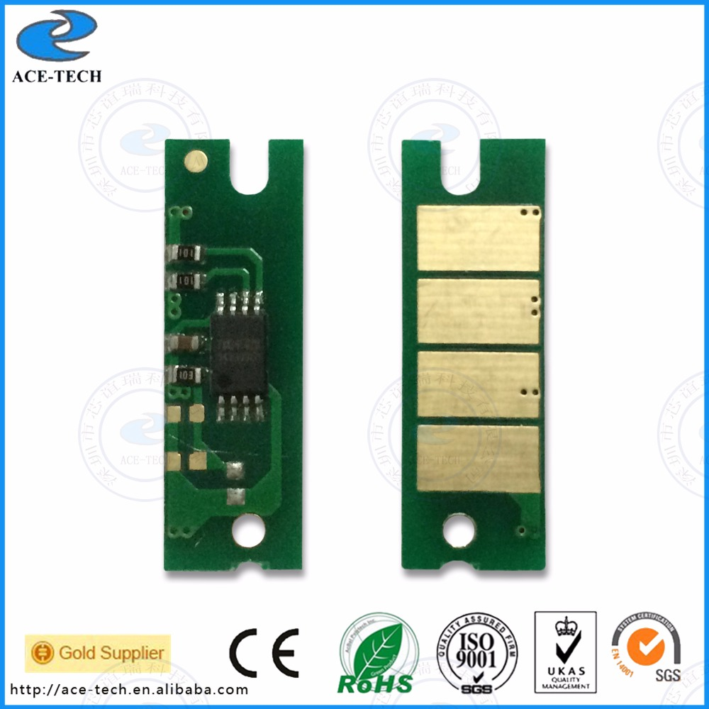 Promotion 3.5K toner cartridge reset chip 407578 for Ricoh SP 310 laser printer 100% compatible-in Cartridge Chip from Computer & Office