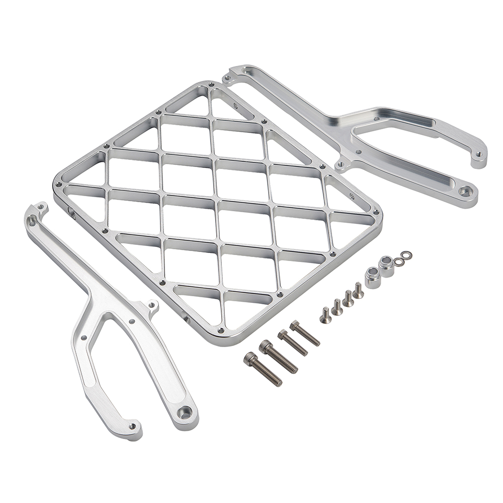 FREE SHIPPING Pro Moto Billet Rear Cargo Rack fit for