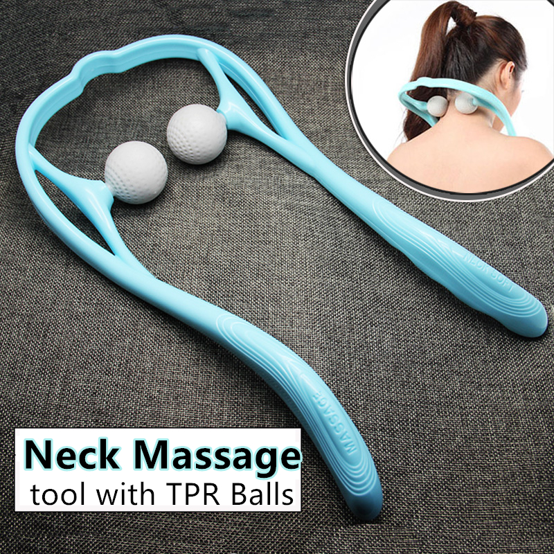 The 4th generation home relax tool cervical vertebra massages