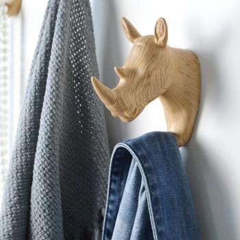 Fashion animal shaped hooks deer s
