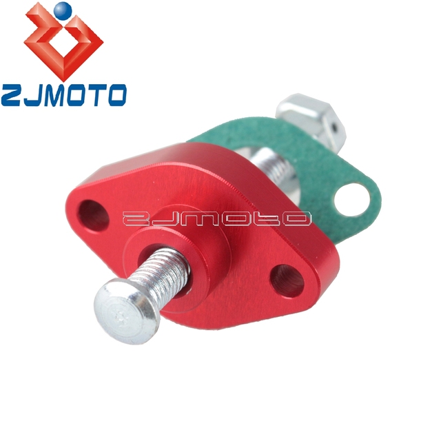 Red Street Racing Manual Cam Timing Chain Tensioner For Suzuki SV 650 99-07 GN 250 82-83 85/88 GS 500E/F 89-08