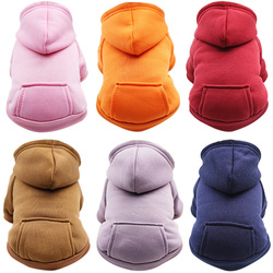 Warm Pet Clothes For Cats Clothing Autumn Winter Clothing for Cats Coat Puppy Outfit Cats Clothes for Cat Hoodies mascotas 8Y45