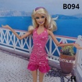 Оригинальные куклы платье для barbie лот кукла одежда одежда симпатичные туту балета юбка стиль