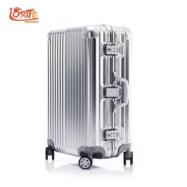 Telaio in alluminio + PC + ABS bagagli di rotolamento 2045dc5cc8f